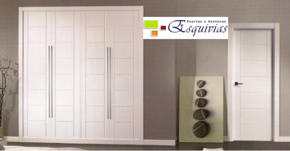Puertas interior blancas mejor precio for Precios puertas interior blancas