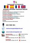 Traducciones rumano-español-Apostillaa de la Haya- Traducción páginas web - mejor precio | unprecio.es