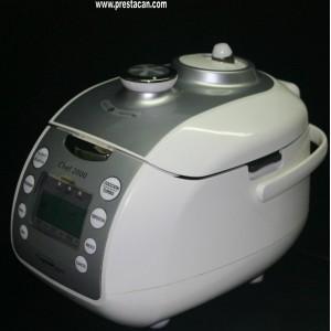 robot de cocina chef 2000 turbo inteligente