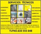 Reparación, instalaciones,arreglos y servicios - mejor precio | unprecio.es