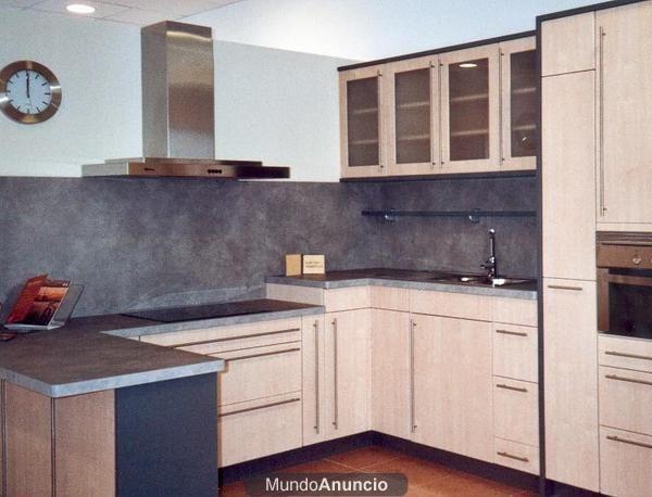 Muebles cocina completa precio rebajado mejor precio for Ofertas cocinas completas