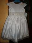 vendo vestido de arras sin estrenar,para nena de 3-4 añitos - mejor precio | unprecio.es