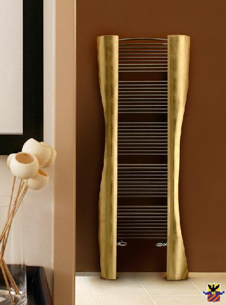 Brem radiador toallero ayron pan de oro mejor precio for Precio radiador toallero