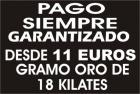 JOYERÍA - VENDER JOYAS - ORO - EMPEÑOS - EMPEÑAR JOYAS - COMPRO TODO ORO - 620098571 - - mejor precio | unprecio.es