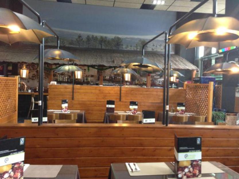 Traspaso restaurante 800m con terraza en c c monte del for Adeslas majadahonda oficina