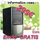Ordenador intel Pentium Dual Core 5300 2Gb Ram 500hd 299€ te lo instalamos - mejor precio | unprecio.es
