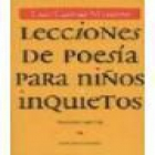 Lecciones de poesía para niños inquietos. Ilustraciones de Juan Vida. --- Comares, 2000, Granada. - mejor precio   unprecio.es