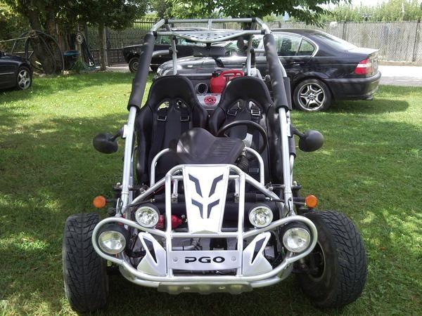 buggy pgo 250 potenciado 300cc mejor precio. Black Bedroom Furniture Sets. Home Design Ideas