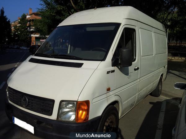 Vendo furgoneta 927572 mejor precio for Vendo furgoneta camper