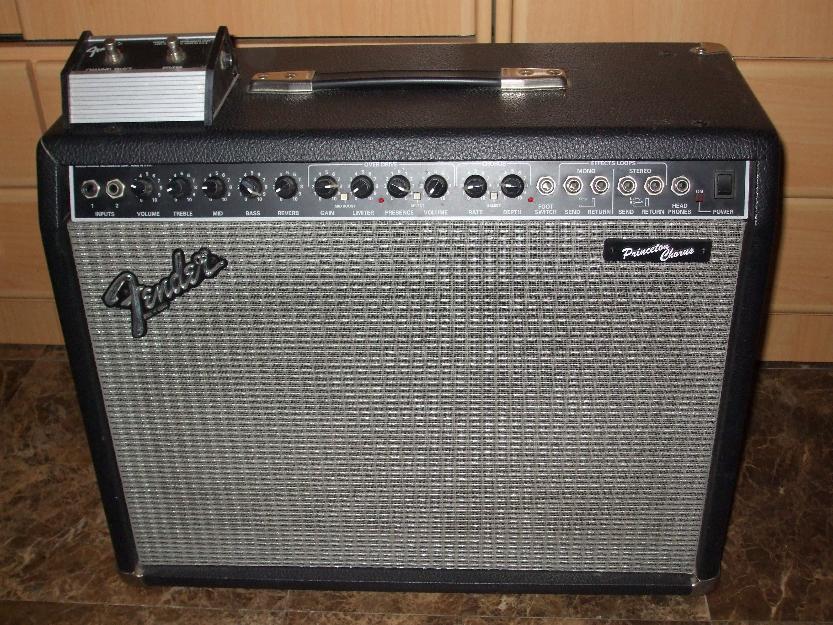 Fender Princeton Chorus made in USA 125w - mejor precio   unprecio es