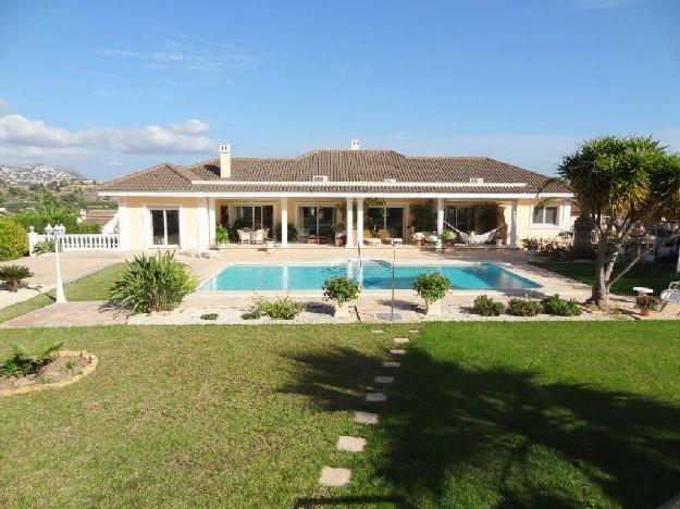 Chalet en venta en altea alicante costa blanca 1374518 - Venta de apartamentos en altea ...