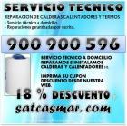 Asistencia tecnica junkers barcelona 900 809 943 reparacion calentadores - mejor precio   unprecio.es