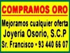 COMPRO ORO EN TARREGA (93-440-66-07) - mejor precio | unprecio.es