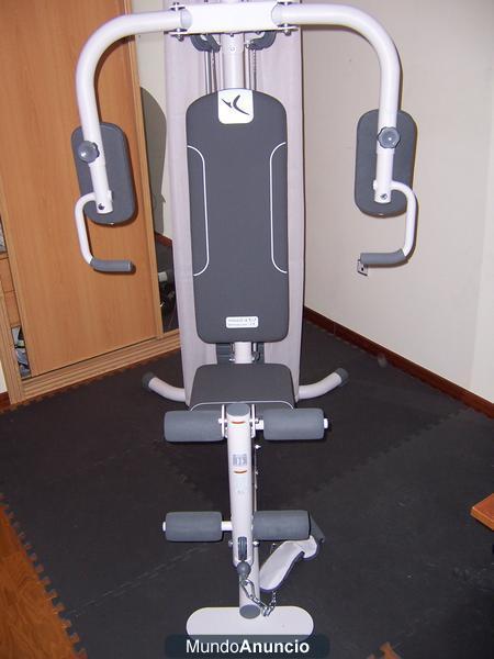 Maquina de musculacion del decathlon mejor precio for Maquinas de musculacion