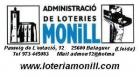 ADMON DE LOTERIAS MONILL LA 1 DE BALAGUER (LLEIDA) - mejor precio | unprecio.es
