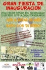 Gran fiesta de inaguración! Parque del Tamarguillo, Zona Canina, Defensa Felina - mejor precio | unprecio.es