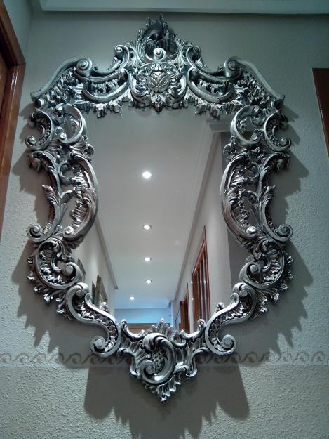 Espejo barroco 183102 mejor precio for Espejo barroco