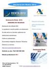 Declaración Renta 2012 - mejor precio | unprecio.es