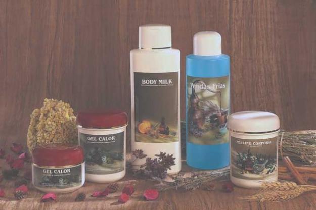 Cosmetica Vipassana- Productos Corporales