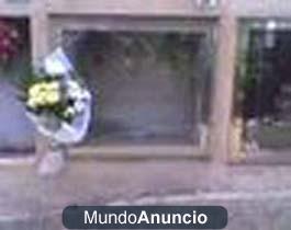 Nicho con osario en Poble Nou (Barcelona)