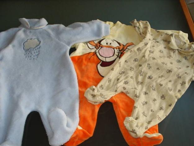 calzado ropa accesorios bebé niño, niña hasta 3  años