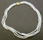 Gargantilla de perlas cultivadas - mejor precio   unprecio.es