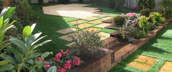 Cespedjardin cesped artificial dise o de jardines 3d - Diseno jardines 3d ...