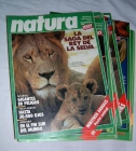 revistas natura en muy buen estado 52 numeros - mejor precio | unprecio.es