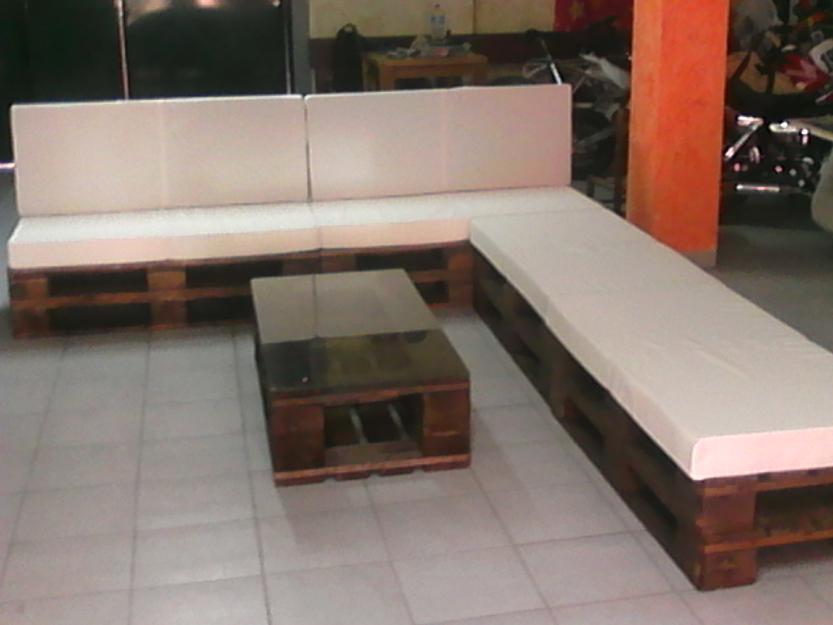 Muebles de palet en murcia mejor precio for Muebles de palets precio