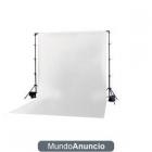 FONDO DE TELA DE ESTUDIO FOTOGRÁFICO - mejor precio | unprecio.es