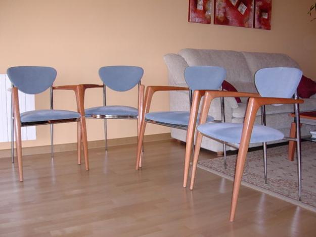 Mesa extensible y 4 sillas 739414 mejor precio for Mesa 4 sillas homecenter