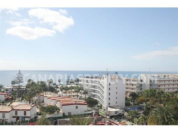 Apa 218 apartamento de 1 dormitorio con fantasticas vistas al mar en playa del ingles mejor - Venta de apartamentos en playa del ingles ...