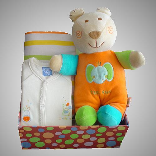Canastillas regalos para bebes recien nacidos universal bebe mejor precio - Canastillas para bebes ...