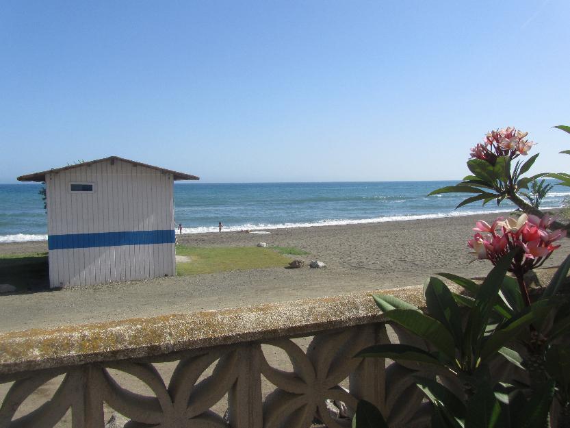 Fantástica casa en la playa