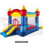 Castillo Hinchable Bounce 2 juegos en 1 - mejor precio   unprecio.es