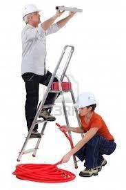 Electricista y  fontanero 628766675
