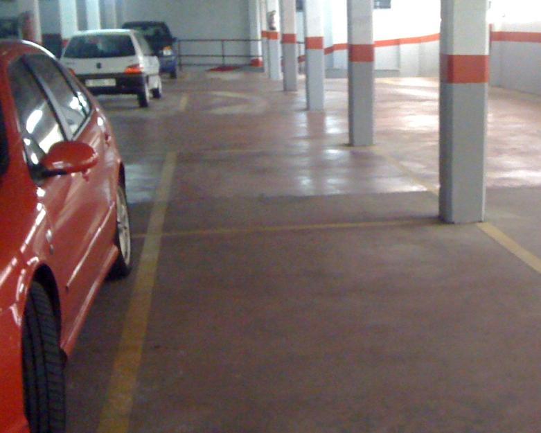 alquiler de parking coche facil maniobra