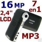 videocama 16mpx + mp3 + mp4 +audio - mejor precio   unprecio.es