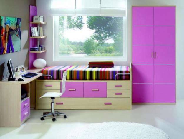 Muebles madera modernos juveniles mejor precio for Muebles juveniles modernos