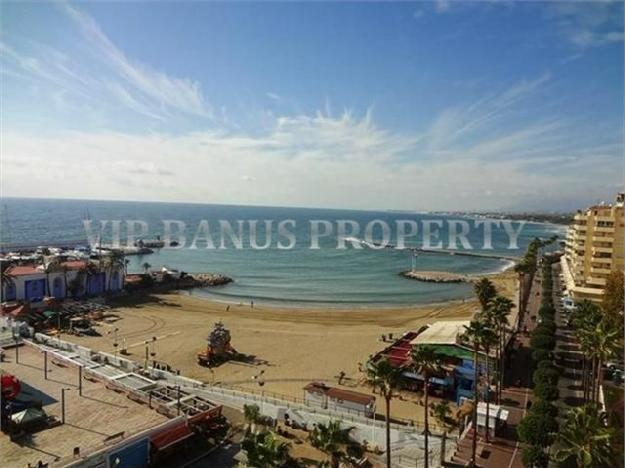 Primera linea de playa vip banus property 1300674 mejor - Pisos de bancos primera linea de playa ...