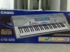 Vendo teclado Casio CTK-691 casi sin estrenar - mejor precio | unprecio.es