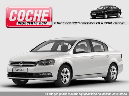 Volkswagen Passat NUEVO MODELO. EDITION 1.6TDI BM 105CV MANUAL 6VEL. BLANCO Ó GRIS URANO.NUEVO. NACIONAL.