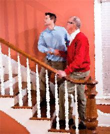 Cuidado de personas mayores y gestiones varias