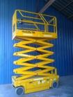 Plataforma elevadora tijera de 6,50m, 8m, 10m, 12m eléctrica. - mejor precio | unprecio.es