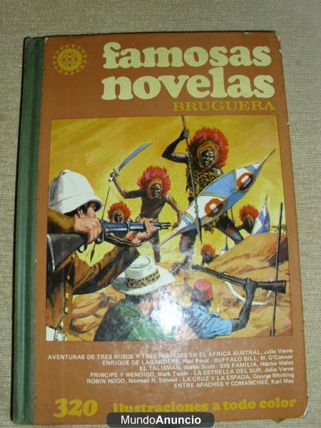 Vendo libro comic antiguo famosas novelas perfecto - Libros antiguos valor ...