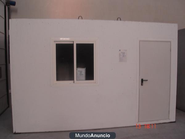 Oficina port til prefabricada en hormig n 270879 mejor for Oficina prefabricada