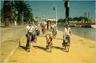 Club amigos de la bicileta BCN (paseos en grupo para mayores de 30 a.)playa y más. - mejor precio | unprecio.es