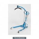 grua geriatrica y silla de ruedas de regalo - mejor precio   unprecio.es