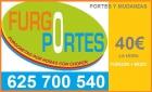 Portes economicos, 62(57)00/540 presupuestos gratis - mejor precio   unprecio.es