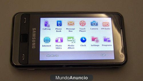 Samsung omnia i900 8gb 699221 mejor precio for Colecciones omnia